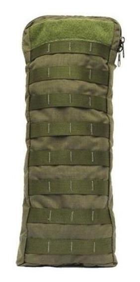Bolso Modular Para Colete Porta Camelback Verde - Dacs