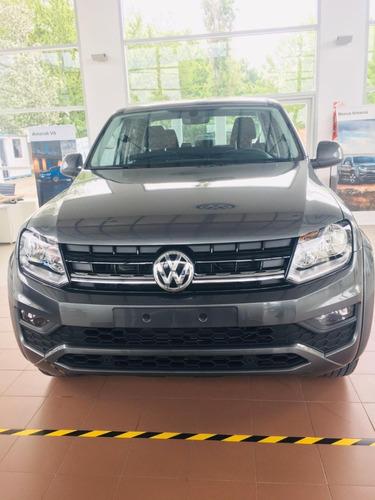 Volkswagen Amarok Trendline Minimo  Anticipo Y Cuotas  S