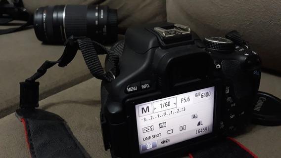Camera Canon T3i + Acessórios