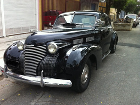 Cadillac Antigo 1940 Coupê