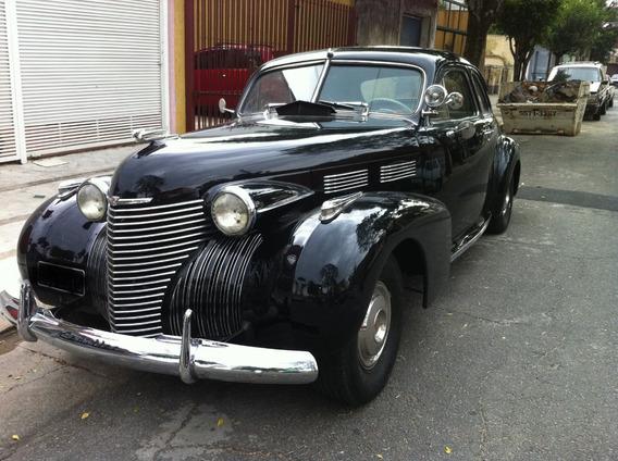Cadillac Antigo 1940 Coupê