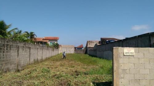 Terreno No Litoral Com 300 M², Em Itanhaém/sp 5893-pc