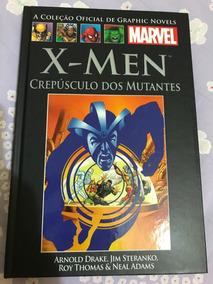 X-men Crepúsculo Dos Mutantes Salvat Nova