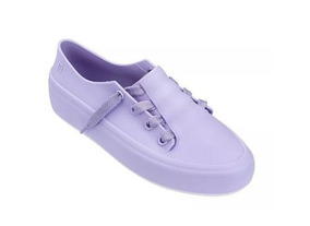 Melissa Ulitsa Sneaker Lilas Branco 32338