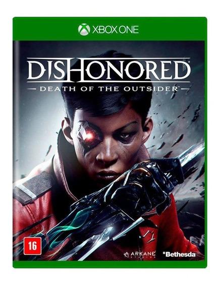 Dishonored: Death Of The Outsider Para Xbox One - Semi Novo