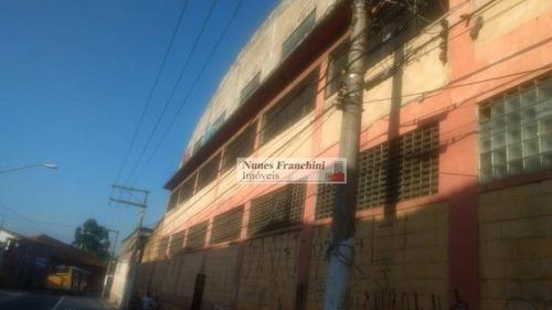 Galpão Em Itaquera 3.330m² Terreno E 2.920 Construído - Ga0044