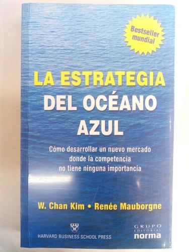 La Estrategia Del Océano Azul.