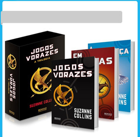Box (trilogia Jogos Vorazes)