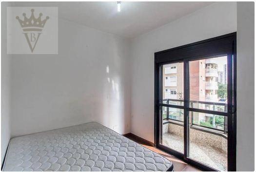 Loft Com 1 Dormitório À Venda, 36 M² Por R$ 420.000 - Vila Nova Conceição - São Paulo/sp - Lf0007
