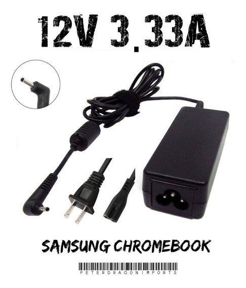 Cargador Para Laptops Samsung Chromebook Xe303c12 De 12v