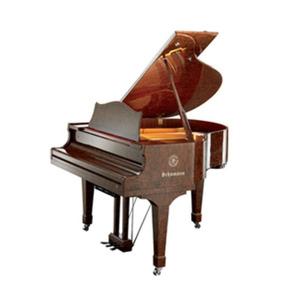 Piano Acústico Schumann Gp 152 1/4 Calda Walnut Gp-152