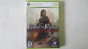 Prince Of Persia The Forgotten Sands - Xbox 360 - Usado