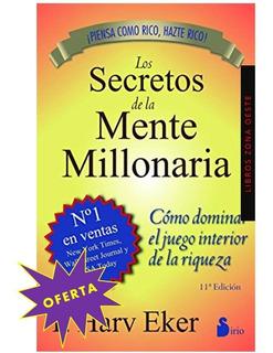 Secreto De La Mente Millonaria,harv Eker-libro