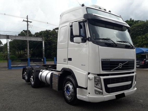 Volvo Fh 460 6x2 2014/14 Globetrotter
