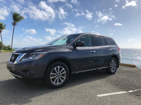 Nissan Pathfinder Americana