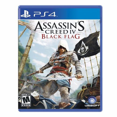 Assassins Creed Vi Black Flag Ps4 / Assassins Creed 4 Ps4
