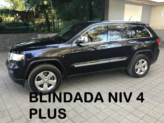 Grand Cherokee Hemi V8 Blindada Nivel 4 Plus 2011 (impecable