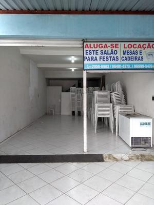 Salão Comercial Travessa Da Av Pires Do Rio Prox Ao Centro
