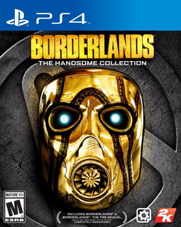 Borderlands The Handsome Collection Ps4 Digital Gcp