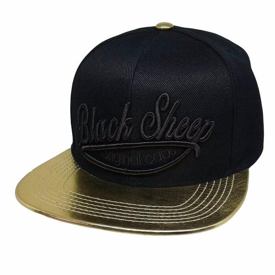 Boné Black Sheep (gold)