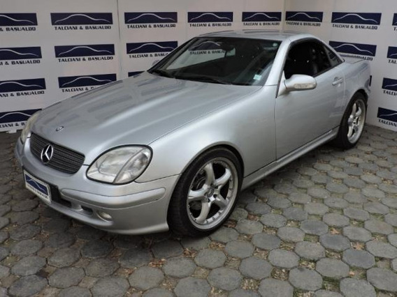 Mercedes Benz Slk 320 3.2 At 2002