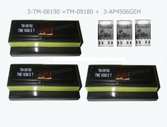 03transformador Inguzido Tm08190 = Tm 09180 + Ap4506 Samsung
