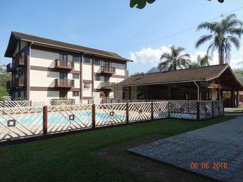 Imagem 1 de 30 de Apartamento Com 1 Dorm, Praia Da Maranduba, Ubatuba - R$ 270 Mil, Cod: 1554 - V1554