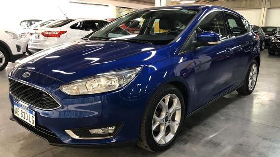 Ford Focus Se Plus Automático 2.0l 5 Puertas 2017