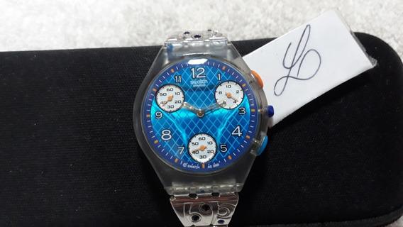 Relógio Swatch - Feminino - Lindo (2003)!