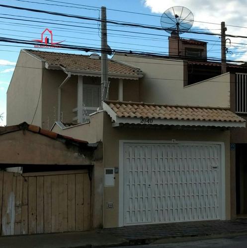 Casa A Venda No Bairro Vila Rami Em Jundiaí - Sp.  - 3506-1