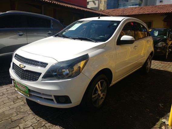 Chevrolet Agile 1.4 Ltz 5p Flex 2013