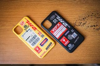 Paquete 2 Fundas Para iPhone 11 Pro Max Diseño Dhl