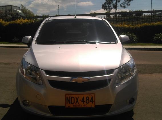 Chevrolet Sail Ltz Full Equipo Como Nuevo