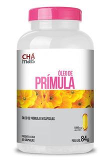 Óleo De Prímula 60 Cápsulas De 100 Mg