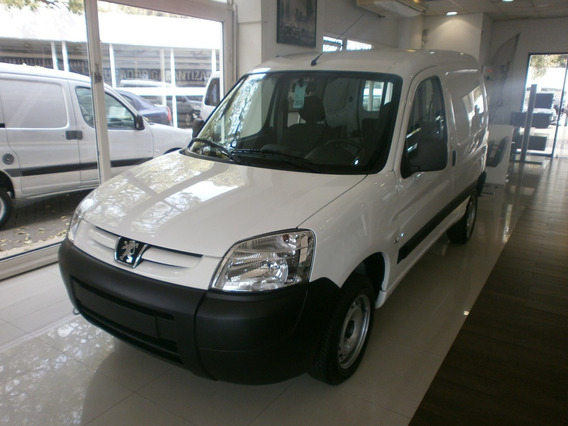 Peugeot Partner Confort 1.6 Hdi 0km Contado Desde $1.112.600