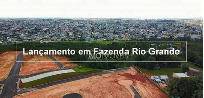 Terreno À Venda, 152 M² Por R$ 80.035 - Eucaliptos - Fazenda Rio Grande/pr - Te0072