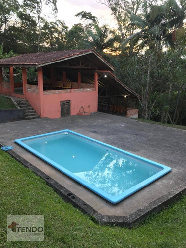 Imagem 1 de 20 de Imob01 - Chácara 6000 M² - Venda Ou Aluguel - 3 Dormitórios - Sítio Taquaral - Santo André/sp - Ch0025