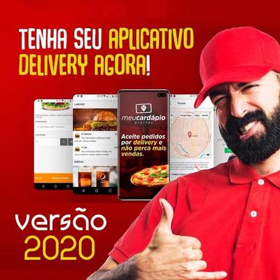 Aplicativo Delivery 2020
