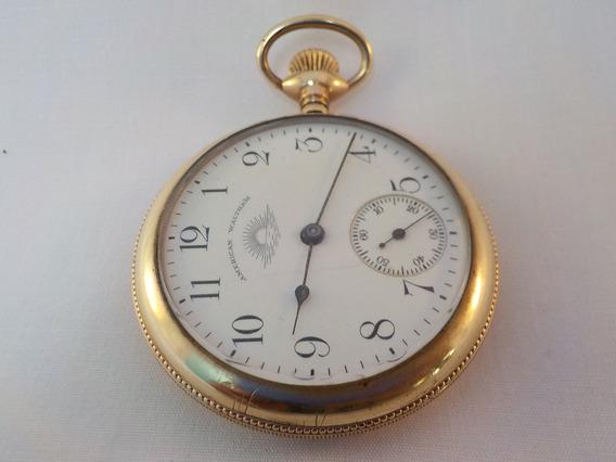 Reloj De Bolsillo American Waltham 1902