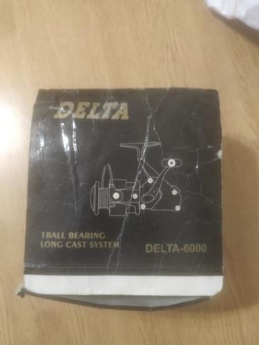 Vendo Reel Delta 6000 Con Muy Poco Uso