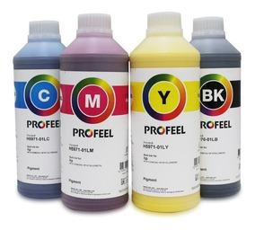 Tinta Pigmentada Epson 00013 Color /0015 Black