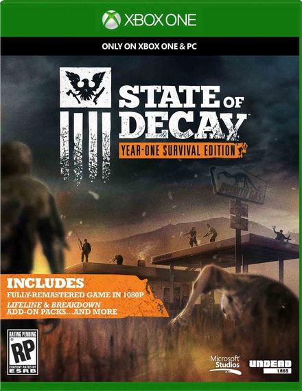 State Of Decay: Year One Survival Edition [lacrado]