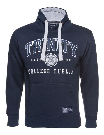 Sueter Caballero Trinity College Dublin Blue - Talla S