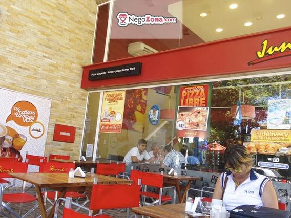 Fondo De Comercio - Franquicia De Bar / Cafetería / Comidas - Funes, Santa Fé