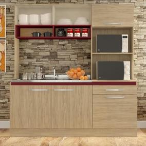 Armário 4 Portas De Cozinha