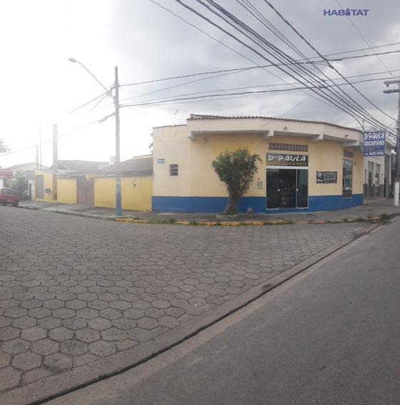 Ponto Comercial A Venda No Bairro Gaivota Em Itanhaém - Sp. - 2037-1