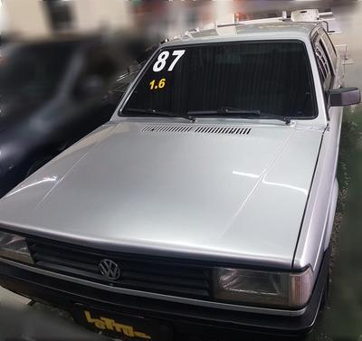 Volkswagen Voyage 1.6 Cl 8v Álcool 2p Manual