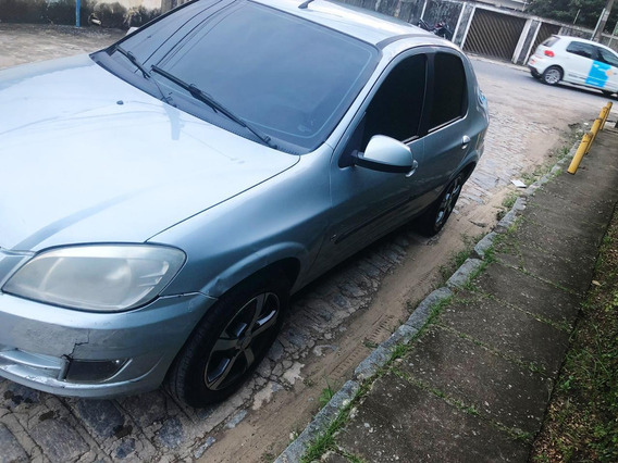 Chevrolet Prisma 2012 1.4 Gnv