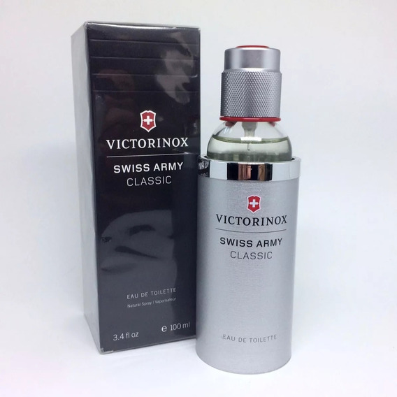 Perfume Victorinox Swiss Army Classic 100ml Edt Original.