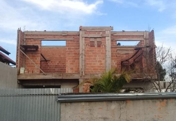 Sobrado Em Construção Aceita Permuta Por Casa De Menor Valor